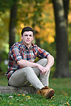 10-14-18 Rollie Caswell senior portraits