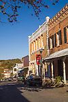 Historic downtown San Andreas, Calaveras Co., Calif.