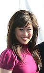 Kristi Yamaguchi at Skating with the Stars (celebrities & Olympic skaters), a benefit gala for Figure Skating in Harlem on April 6, 2010 at Wollman Rink, Central Park, New York City, New York. (Photo by Sue Coflin/Max Photos)