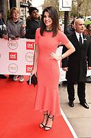 Nathalie Anderson<br /> arriving for theTRIC Awards 2020 at the Grosvenor House Hotel, London.<br /> <br /> ©Ash Knotek  D3561 10/03/2020