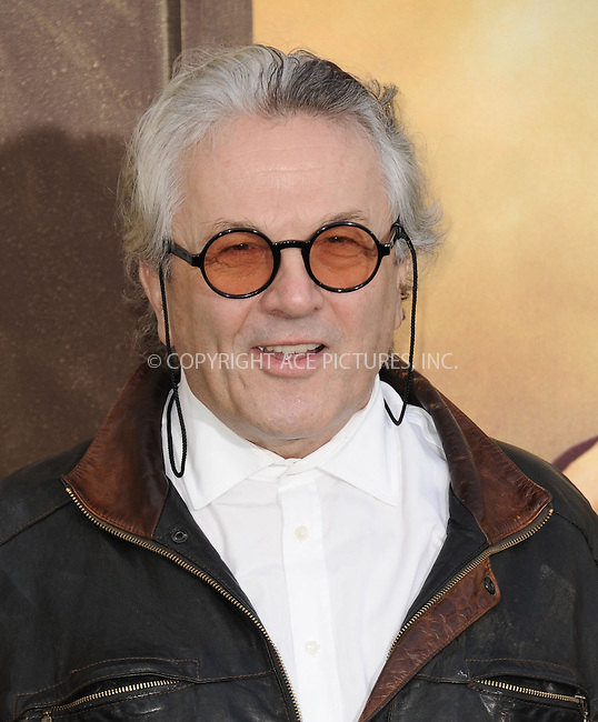 WWW.ACEPIXS.COM<br /> <br /> May 7 2015, LA<br /> <br /> George Miller arriving at the premiere  'Mad Max: Fury Road' at the TCL Chinese Theatre on May 7, 2015 in Hollywood, California. <br /> <br /> By Line: Peter West/ACE Pictures<br /> <br /> <br /> ACE Pictures, Inc.<br /> tel: 646 769 0430<br /> Email: info@acepixs.com<br /> www.acepixs.com