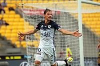 171203 A-League Football - Wellington Phoenix v Melbourne Victory