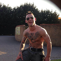 """Pictured: Jay Davison.<br /> Re: A man who posted violent messages about Muslims alongside photos of himself posing topless with a fake shotgun has been convicted of stirring up racial and religious hatred.<br /> The violent material was posted to 394 Instagram followers on 6 August last year and screenshots were shared on a WhatsApp group later that day. A member of the group became concerned and called the police.<br /> When Jay Davison, 38, was arrested a few days later he admitted posting the messages after an evening out drinking. Davison said he had no racist views and did not intend to incite racial hatred. He said that the photos were taken at a friend's house with an ornamental gun but he refused to name the friend.<br /> His comments urged people to 'stand up' and contained phrases associated with Nazism and white supremacy with reference to his hatred of Muslims and Islam.<br /> The prosecution told Cardiff Crown Court that although Davison regretted his actions now, at the time his intention was clearly to stir up hatred of Muslims. Being drunk was no excuse.<br /> Davison, from Cardiff, was found guilty of stirring up racial and religious hatred on Wednesday 28 August.<br /> Jenny Hopkins from the CPS said:<br /> """"The material Jay Davison posted was clearly threatening, abusive and insulting. His intention can only have been to stir up religious and racial hatred.<br /> """"His defence that he regretted his actions and was drunk was rejected by the jury.<br /> """"This is a warning to people that posting material online can have damaging consequences for them offline.""""<br /> The case was handled by the Counter Terrorism Division in the CPS which prosecutes all incitement to racial and religious hatred cases in England and Wales.<br /> Davison will be sentenced at a later date."""