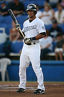 April 10th 2009:  Designated Hitter Darin Mastroianni of the Dunedin Blue Jays, Florida State League Class-A affiliate of the Toronto Blue Jays, during a game at Dunedin Stadium in Dunedin, FL.  Photo by:  Mike Janes/Four Seam Images