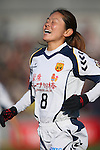 Homare Sawa (Leonessa), .DECEMBER 24, 2012 - Football /Soccer : .The 34 Empress's Cup .between INAC Kobe Leonessa 1-0 Jef United Ichihara Chiba Ladies .at NACK5 Stadium Omiya, Saitama, Japan. .(Photo by YUTAKA/AFLO SPORT)