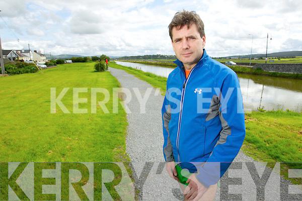 Marcus Howlett Race Director of the Kerry's Eye Tralee international Marathon.