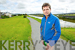 Marcus Howlett Race Director of the Kerry's Eye Tralee international Marathon.