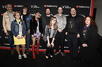 LOS ANGELES- DECEMBER 12: Gaming Tweet of The Year nominees attend the Game Awards 2019 at the Microsoft Theater on December 12, 2019 in Los Angeles, California. (Photo by Scott Kirkland/PictureGroup)