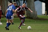 Pukekohe Mens Over 35's vs Waiuku football game played at Bledisloe Park Pukekohe on Saturday May 10th 2008. Pukekohe won 3 - 0.