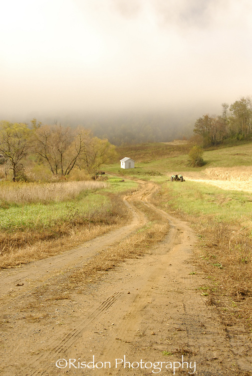 Rural Roads Viriginia, Farm Road,