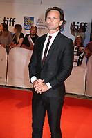 WALTON GOGGINS - RED CARPET OF THE FILM 'THREE CHRISTS' - 42ND TORONTO INTERNATIONAL FILM FESTIVAL 2017