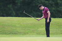Peter McKeever (Castle) during the final of the 2018 Connacht Stroke Play Championship, Portumna Golf Club, Portumna, Co Galway.  10/06/2018.<br /> Picture: Golffile | Fran Caffrey<br /> <br /> <br /> All photo usage must carry mandatory copyright credit (&copy; Golffile | Fran Caffrey)