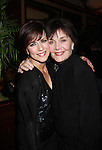"Linda Dano came to see As The World Turns Colleen Zenk as she stars in her one-woman cabaret show ""Colleen Zenk - Still Sassy"" on October 30, 2011 at Feinstein's at Loews Regency, New York City, New York.  (Photo by Sue Coflin/Max Photos)"