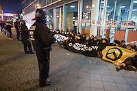 16-12-21 Identitäre vor CDU-Zentrale