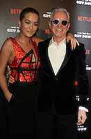 NEW YORK, NY-August 11: Rita Ora, Baz Luhrmann,  at NETFLIX presents the New York premiere of The Get Down at Lehman Center for the Performing Arts in Bronx .NY. August 11, 2016. Credit:RW/MediaPunch