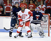 Tyler Turcotte (Toronto - 2), Yasin Cissé (BU - 27), Andrew Martin (Toronto - 30) - The Boston University Terriers defeated the visiting University of Toronto Varsity Blues 9-3 on Saturday, October 2, 2010, at Agganis Arena in Boston, MA.
