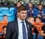 04.08.2019 Kilmarnock v Rangers: Steven Gerrard