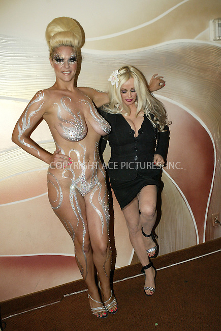 WWW.ACEPIXS.COM . . . . .***EXCLUSIVE!!! FEE MUST BE NEGOTIATED BEFORE USE!!!***....NEW YORK, SEPTEMBER 7, 2005....The World Famous Bob and Mamie Van Doren at the opening of Mercy. held at the Metropolitan Pavillion Gallery.....Please byline: JENNIFER L GONZELES-ACE PICTURES.... *** ***..Ace Pictures, Inc:  ..Craig Ashby (212) 243-8787..e-mail: picturedesk@acepixs.com..web: http://www.acepixs.com