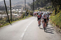 polka dot Thomas De Gendt (BEL/Lotto-Soudal)<br /> <br /> Stage 7: Nice to Col de Turini (181km)<br /> 77th Paris - Nice 2019 (2.UWT)<br /> <br /> ©kramon