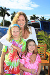 One Life To Live Susan Haskell with daughters McKenna and Marlowe at SoapFest's Celebrity Weekend - Cruisin' and Schmoozin' on the Marco Island Princess - mix and mingle and watching dolphins - autographs, photos, live auction raising money for kids on November 11, 2012 Marco Island, Florida. (Photo by Sue Coflin/Max Photos)
