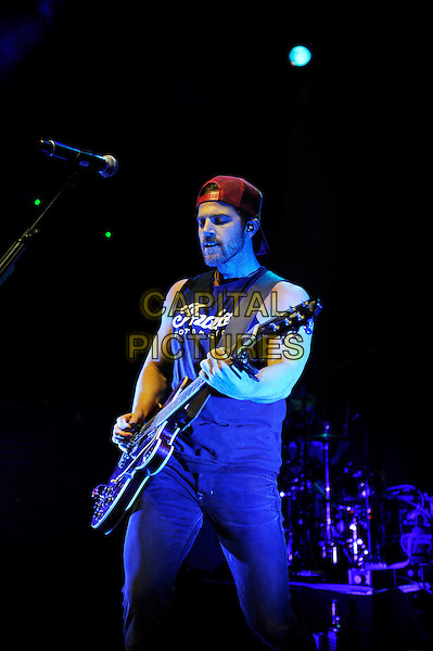 LONDON, ENGLAND - April 27: Kip Moore performing at KOKO on April 27, 2016 in London, England.<br /> CAP/MAR<br /> &copy;MAR/Capital Pictures