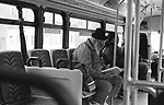Reader on the Bus