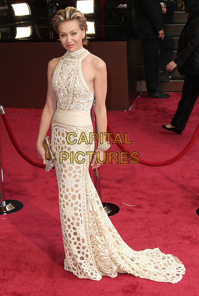 02 March 2014 - Hollywood, California - Portia de Rossi. 86th Annual Academy Awards held at the Dolby Theatre at Hollywood &amp; Highland Center. <br /> <br /> CAP/ADM/RE<br /> &copy;Russ Elliot/AdMedia/Capital Pictures