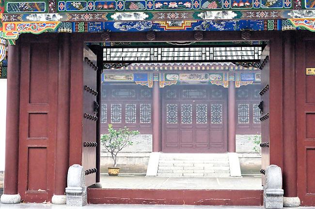 Shaanxi Province; Xi'an City; Moslem Quarter, China, Asia
