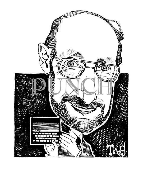 Passing Through (Clive Sinclair)