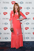 Florence Welch<br /> at The Ivor Novello Awards 2017, Grosvenor House Hotel, London. <br /> <br /> <br /> &copy;Ash Knotek  D3267  18/05/2017