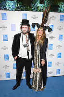 Greg Williams and Alice Temperley<br /> at The Unicef UK Halloween Ball at One Embankment is raising vital funds to support Unicef's life-saving work for Syrian children in danger. To help Unicef keep children safe and warm this winter visit unicef.org.uk/halloweenball <br /> <br /> <br /> ©Ash Knotek  D3178  13/10/2016