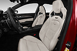 Front seat view of 2016 Cadillac CTS V V 4 Door Sedan Front Seat  car photos
