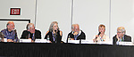 Jonathan Tunick, Kurt Peterson, Denise Pence, Steve Boockvor, Mary Jane Houdina, Ten Chapin - Broadway Con 2018 at the Javits Center, New York City, New York on January 27, 2018. (Photo by Sue Coflin/Max Photo)