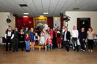 30th. Anniversary of the Miners' Strike<br /> End of Strike Social<br /> Florence Sports and Social Club<br /> Stoke on Trent<br /> Part of a season of events commemorating the 30th anniversary of the miners' strike of 1984 - 1985.<br /> Sons and daughters of miners' strike activists.