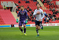 Paul Gallagher of Preston North End celebrates during Charlton Athletic vs Preston North End, Sky Bet EFL Championship Football at The Valley on 3rd November 2019