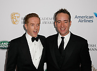 BEVERLY HILLS, CA - OCTOBER 26: Matthew Macfadyen and Damian Lewis attend the 2018 British Academy Britannia Awards presented by Jaguar Land Rover and American Airlines at The Beverly Hilton Hotel on October 26, 2018 in Beverly Hills, California. <br /> CAP/MPI/ISCSH<br /> &copy;MPIISCSH/Capital Pictures