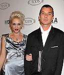 BEVERLY HILLS, CA. - April 15: Gwen Stefani and Gavin Rossdale arrive at the Diego Della Valle Cocktail Celebration Honoring Tod's Beverly Hills Boutique on April 15, 2010 in Beverly Hills, California.