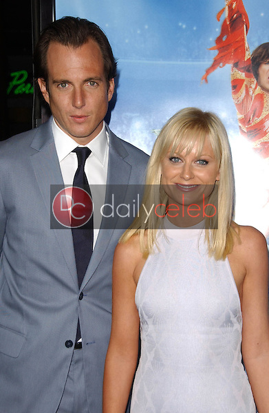 Will Arnett and Amy Poehler<br />at the Los Angeles Premiere of &quot;Blades of Glory&quot;. Mann's Chinese Theater, Hollywood, CA. 03-28-07<br />Dave Edwards/DailyCeleb.com 818-249-4998