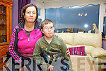 'Don't take my Medical Card', pictured here Mildred & Daniel Casey from Cahersiveen.