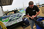 Feb 06, 2011; 5:41:46 PM; Gibsonton, FL., USA; The Lucas Oil Dirt Late Model Racing Series running The 35th annual Dart WinterNationals at East Bay Raceway Park.  Mandatory Credit: (thesportswire.net)