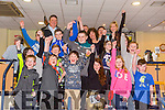 Diarmuid Griffin, Blennervile celebrating his 12th birthday with family and friends with a night at the Dogs in the Kingdom Greyhound Stadium on Saturday