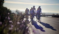 Lotto-Belisol 2013 Training Camp