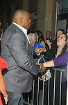 """One Life To Live's Sean Ringgold """"Shaun Evans"""" and fans at New York Premiere Event for beloved series """"One Life To Live"""" on April 23, 2013 at NYU Skirball, New York City, New York - as The Online Network (TOLN) - OLTL - AMC begin airing on April 29, 2013 on Hulu and Hulu Plus.  (Photo by Sue Coflin/Max Photos)"""