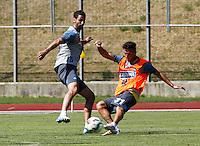 Napoli Calcio ritiro precampionato a Dimaro ( TN)  18 Luglio 2014<br /> nella foto  <br /> Napoli soccer pre season summer training in Dimaro