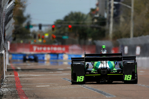 11-13 March, 2016, St Petersburg, Florida USA<br /> 18 Conor Daly<br /> ©2016, Phillip Abbott<br /> LAT Photo USA