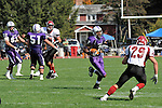 Amherst College Football v Bates..© 2010JON CRISPIN .Please Credit   Jon Crispin.Jon Crispin   PO Box 958   Amherst, MA 01004.413 256 6453.ALL RIGHTS RESERVED