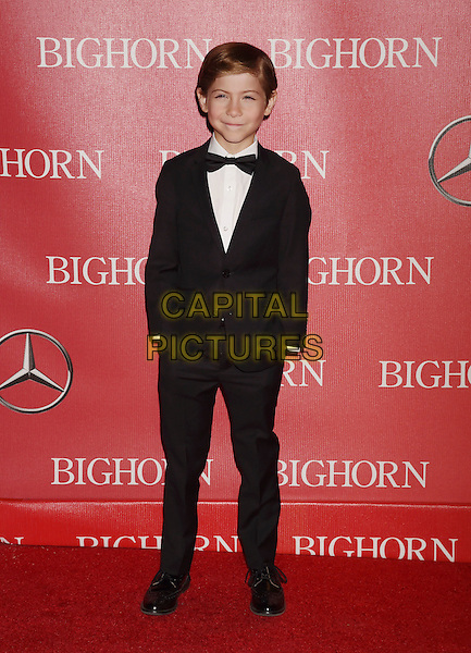 PALM SPRINGS, CA - JANUARY 02: Actor Jacob Tremblay attends the 27th Annual Palm Springs International Film Festival Awards Gala at Palm Springs Convention Center on January 2, 2016 in Palm Springs, California.<br /> CAP/ROT/TM<br /> &copy;TM/ROT/Capital Pictures