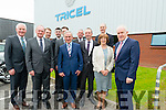 Richard Bruton ( Minister for Jobs, Enterprise and Innovation)  Tricel Killarney at the Tricel Killarney new jobs announcement last Friday.