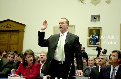 Washington, D.C. - March 17, 2005 -- .Credit: Ron Sachs / CNP