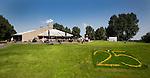 BERGSCHENHOEK - 25 jaar bestaan.  Clubhuis Golfbaan De Hooge Rotterdamsche . COPYRIGHT KOEN SUYK -